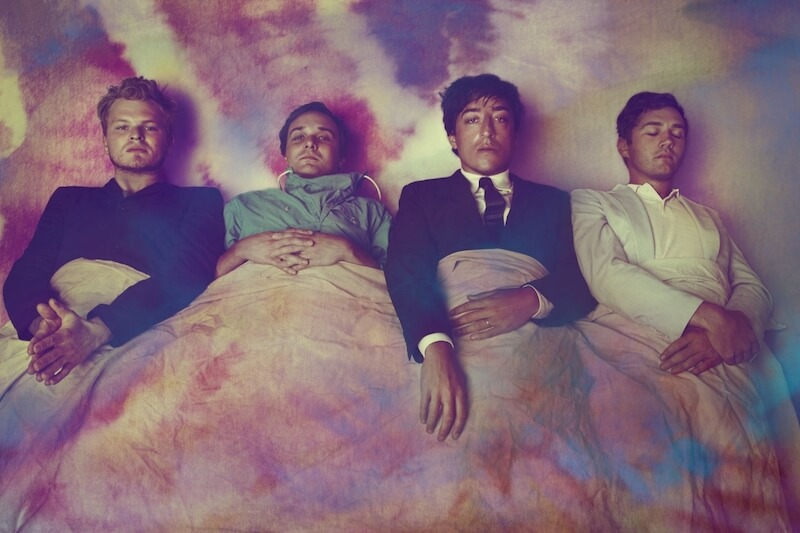 Grizzly Bear (2017) - Painted Ruins