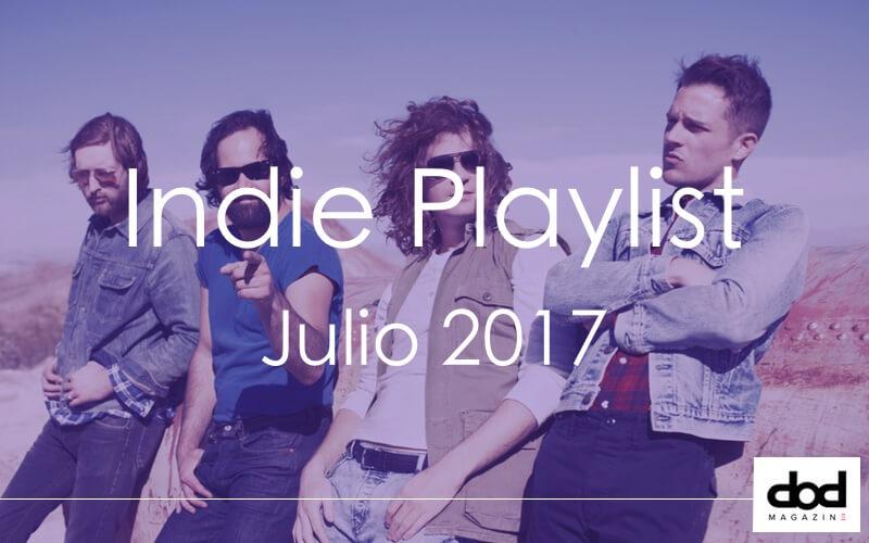 Las mejores canciones de julio de 2017