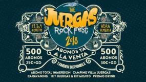 The Juergas Rock Festival 2018 confirma a Segismundo Toxicómano, Lendakaris Muertos y más