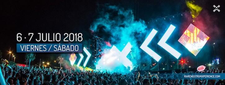 Marenostrum Xperience Festival 2018
