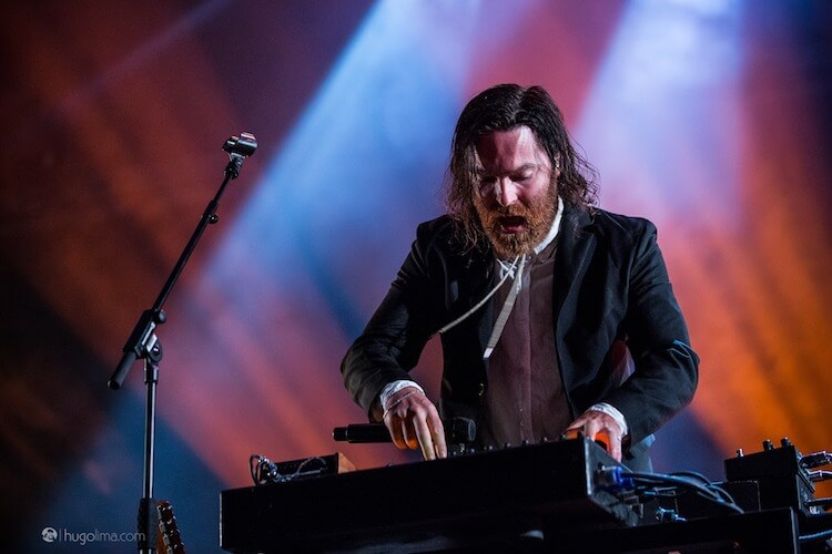 Nick Murphy - Paredes De Coura 2017