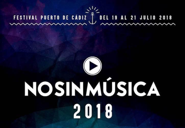 No Sin Música Festival 2018