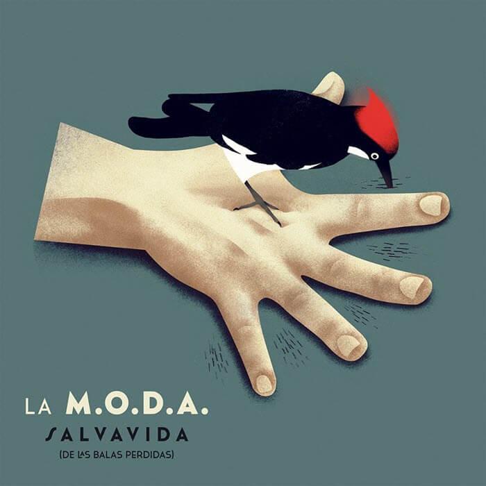 Salvavida (de las balas perdidas) - La M.O.D.A.