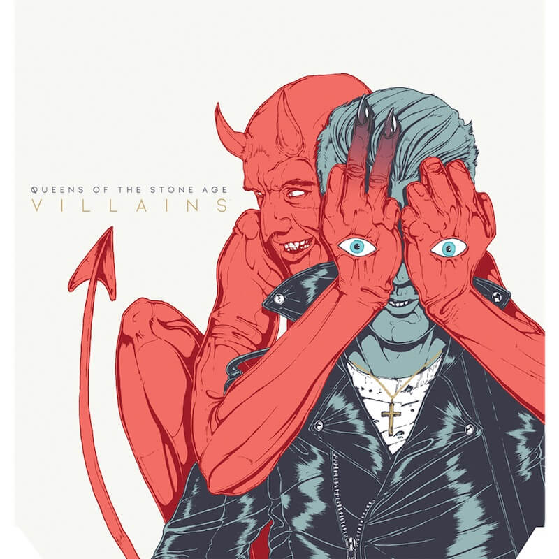 Villains - Queens Of The Stone Age