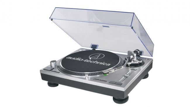 Tocadiscos Audio-Technica AT-LP120-USB