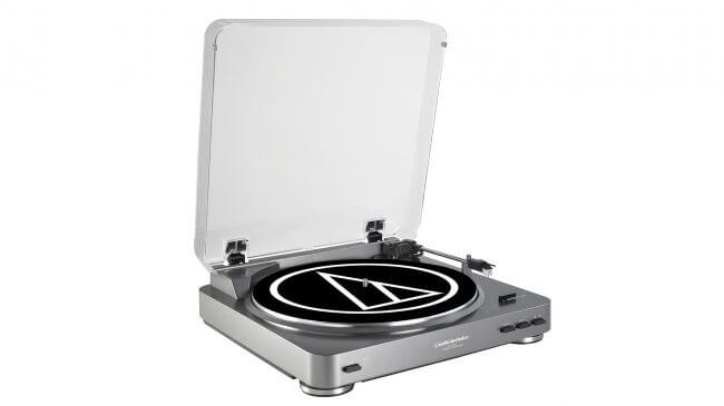 Tocadiscos Audio-Technica AT-LP60