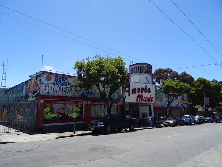 Amoeba Music - San Francisco