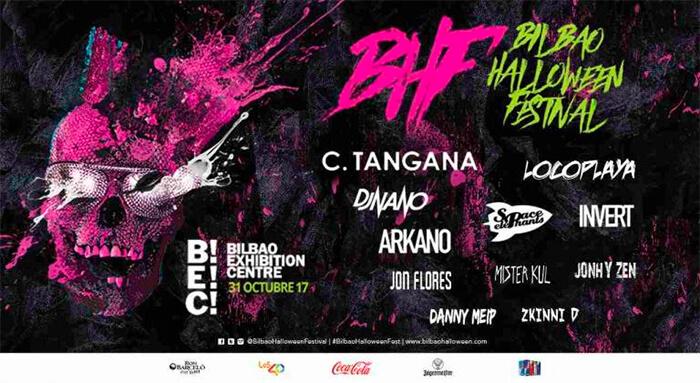Bilbao Halloween Festival (2017)