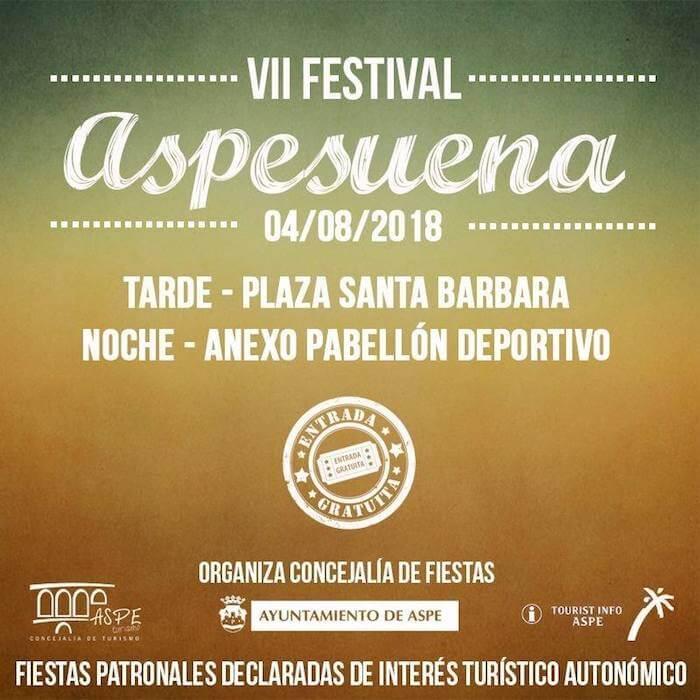 Festival Aspesuena 2019