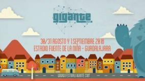 Horarios del Festival Gigante 2018