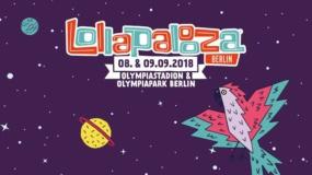 Lollapalooza Berlín 2018 anuncia fechas y comparte el aftermovie de su última edición