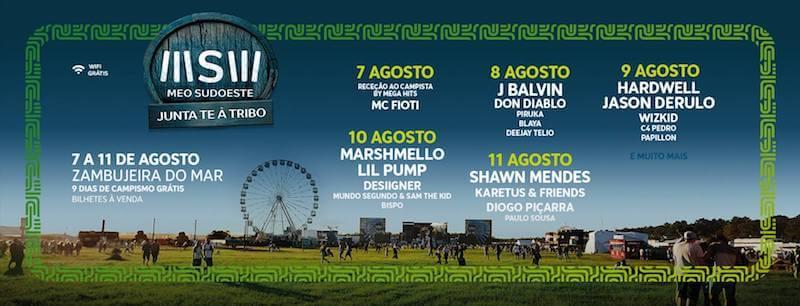 Festival MEO Sudoeste 2018