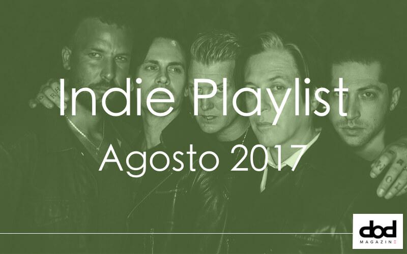 Las mejores canciones de agosto de 2017