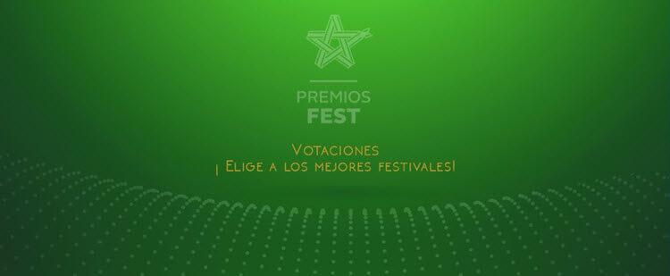 Votaciones Premios Fest 2017