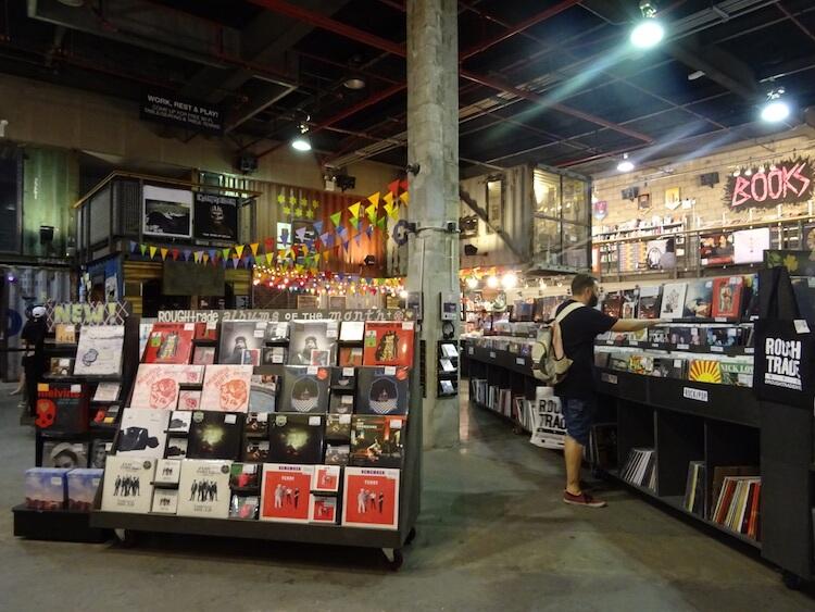 Rough Trade - Nueva York