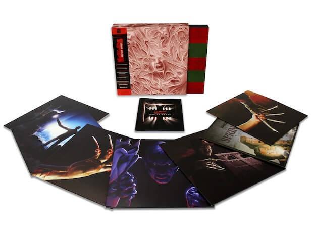 Banda sonora de Pesadilla en Elm Street - Vinilo