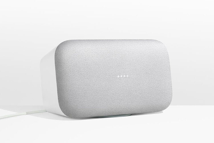 Google Home Max - Altavoz inteligente