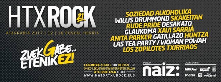 Hatortxu Rock 2018