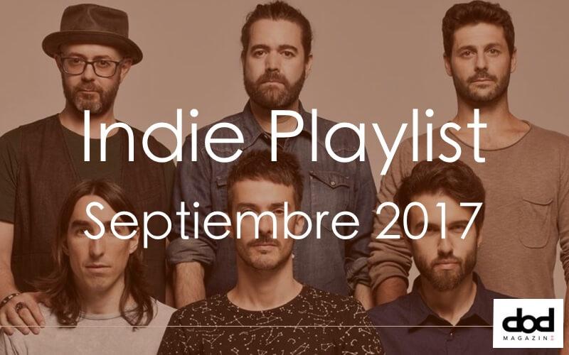 Las mejores canciones de septiembre de 2017 [Playlist]