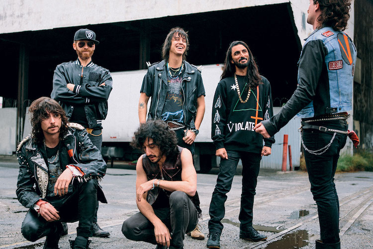 Julian Casablancas + The Voidz (2017)