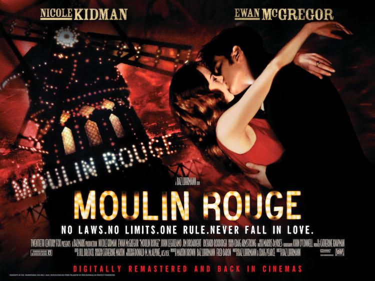 Moulin Rouge - Película