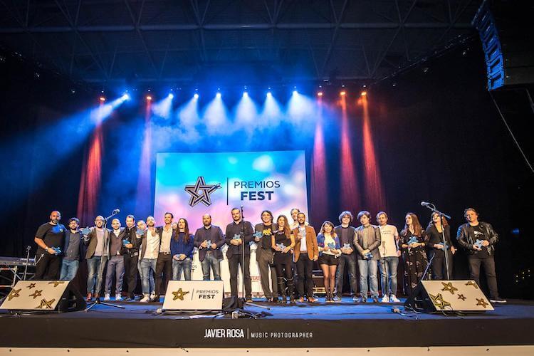Ganadores Premios Fest 2017