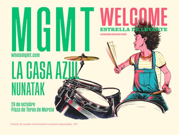 Welcome Estrella de Levante 2018