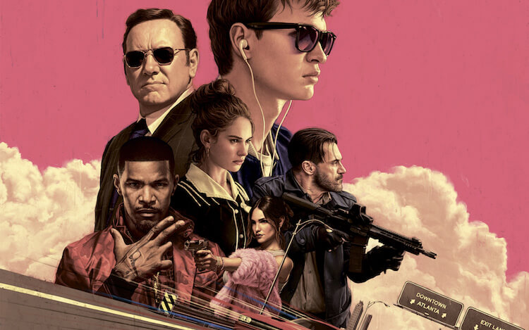 Baby Driver - Película