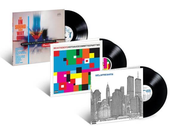 Beastie Boys - Disco de vinilo