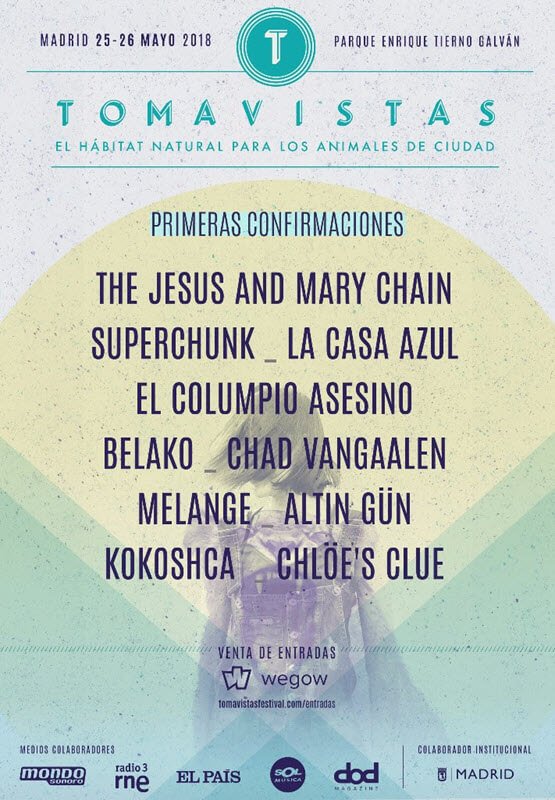 Cartel Tomavistas 2018