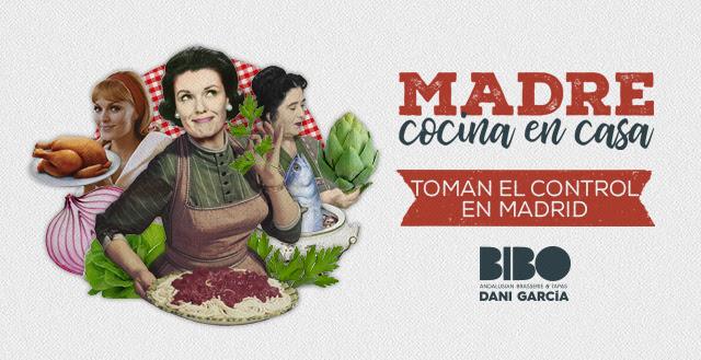 Cocina de Madre en Madrid - BIBO