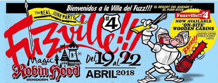 Fuzzville Festival (2018)