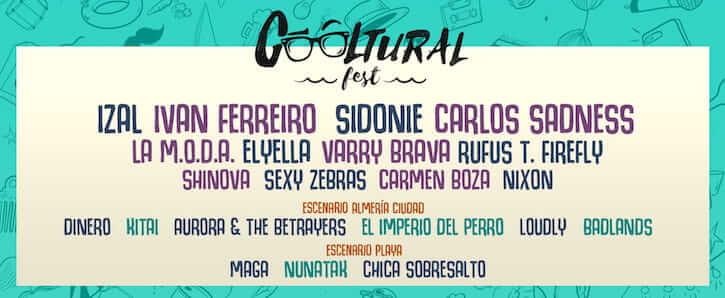 Cooltural Fest 2018