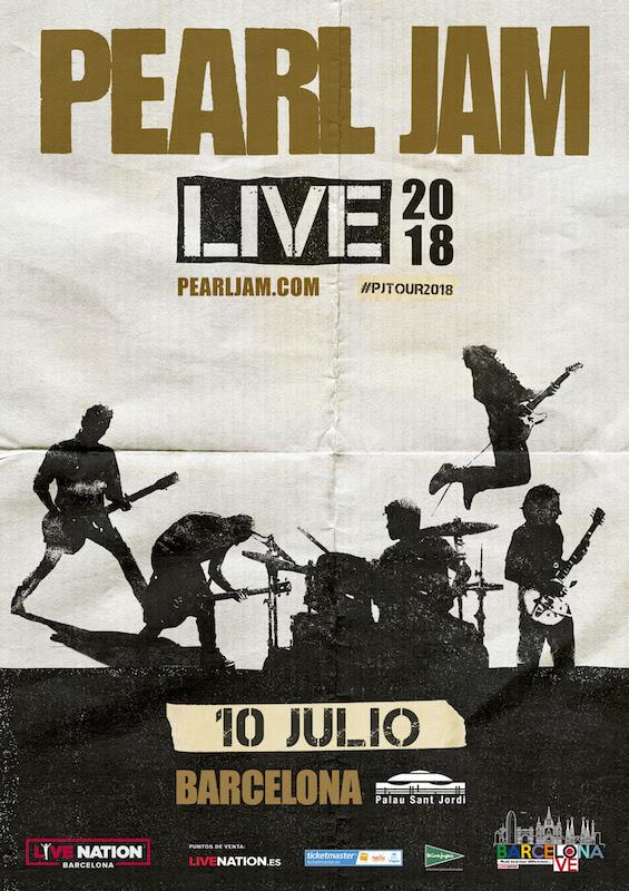 Pearl Jam - Barcelona 2018