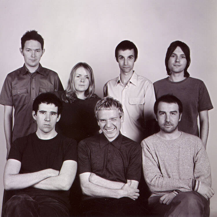 Belle and Sebastian (2018)
