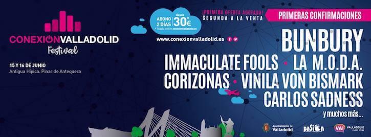 Conexión Valladolid Festival 2018