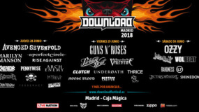 Download Festival 2019 Madrid