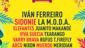 Sansan Festival 2018 confirma a Viva Suecia, Varry Brava y más!