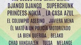 Tomavistas 2018 confirma a Django Django y Él Mató a un Policía Motorizado
