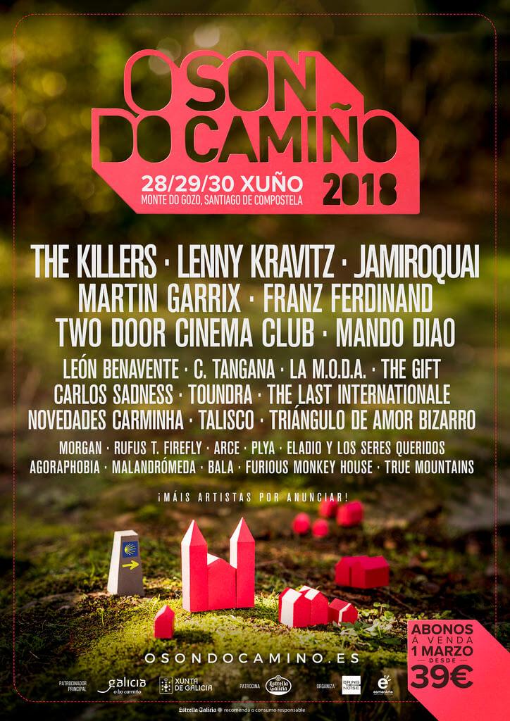 Festival O son do Camiño 2018