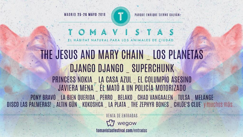 Festival Tomavistas 2018 - Cartel v4