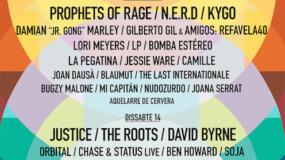 El festival Crüilla Barcelona 2018 anuncia cartel por días