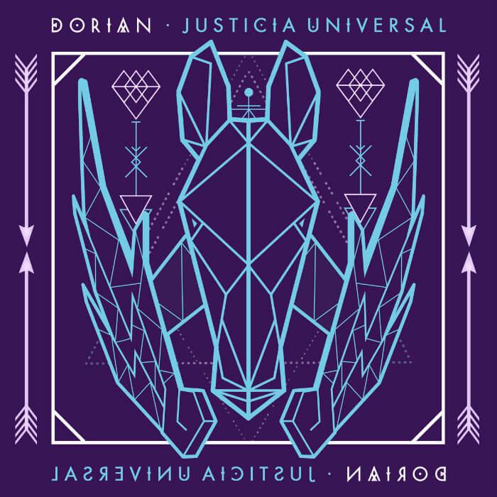 Portada Justicia universal - Dorian