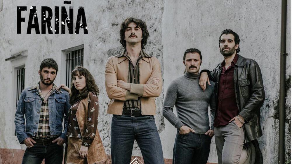 Fariña - Serie TV