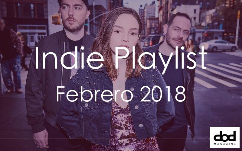 Las mejores canciones de febrero de 2018