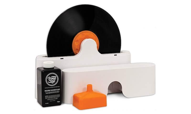 Maquina para limpiar discos de vinilo