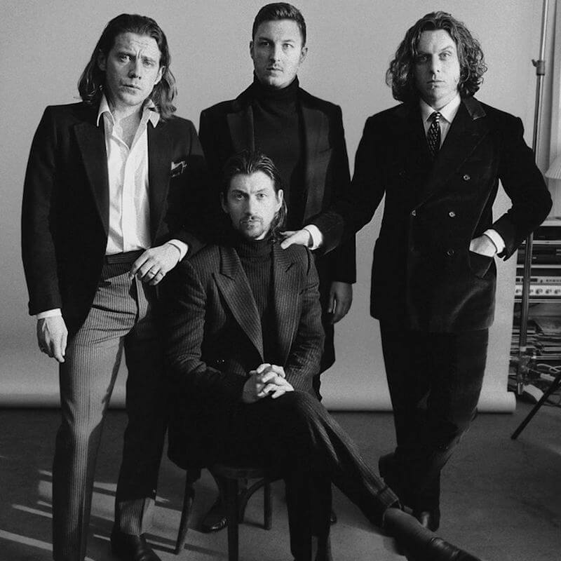 Arctic Monkeys (2018)