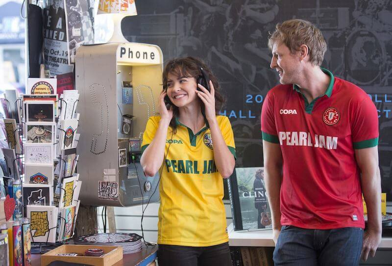 Camisetas de Futbol de Pearl Jam