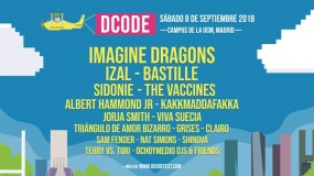 Playlist del DCODE Festival 2018