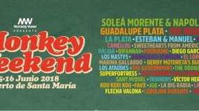 Monkey Weekend 2018 anuncia fechas y cartel